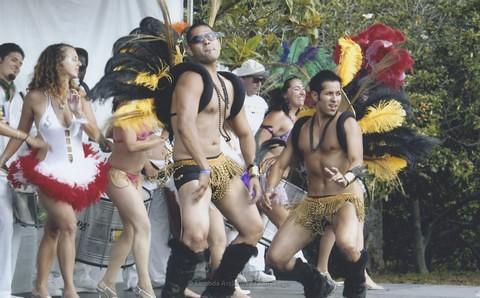 Latin Stage at San Diego LGBTQ Pride Festival, 2007