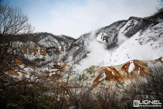 Winter in Hokkaido(Noboribetsu) - 71