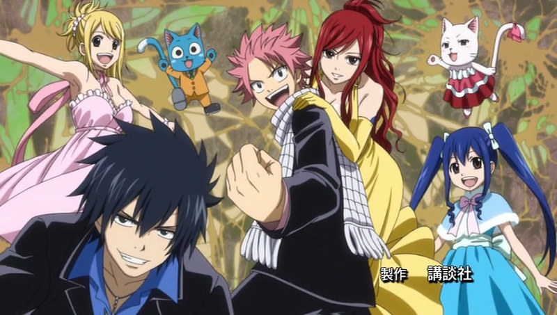 Fairy Tail Mobile Game Announced   FUNimation, GameSamba, an…   Flickr
