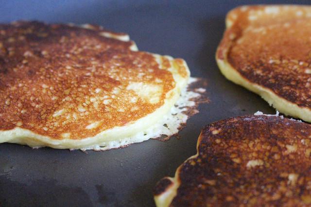 Orange Pancakes - 11