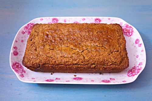 Walnut Carrot Bread -edit
