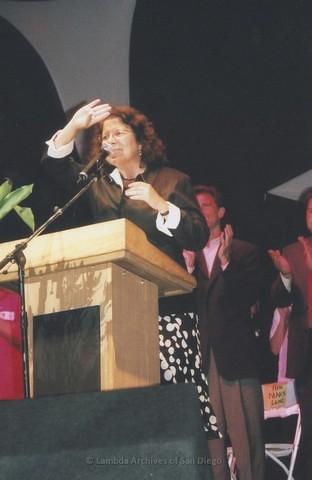 San Diego LGBTQ Pride Rally, 2005