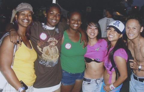 San Diego LGBTQ Pride Festival, 2008