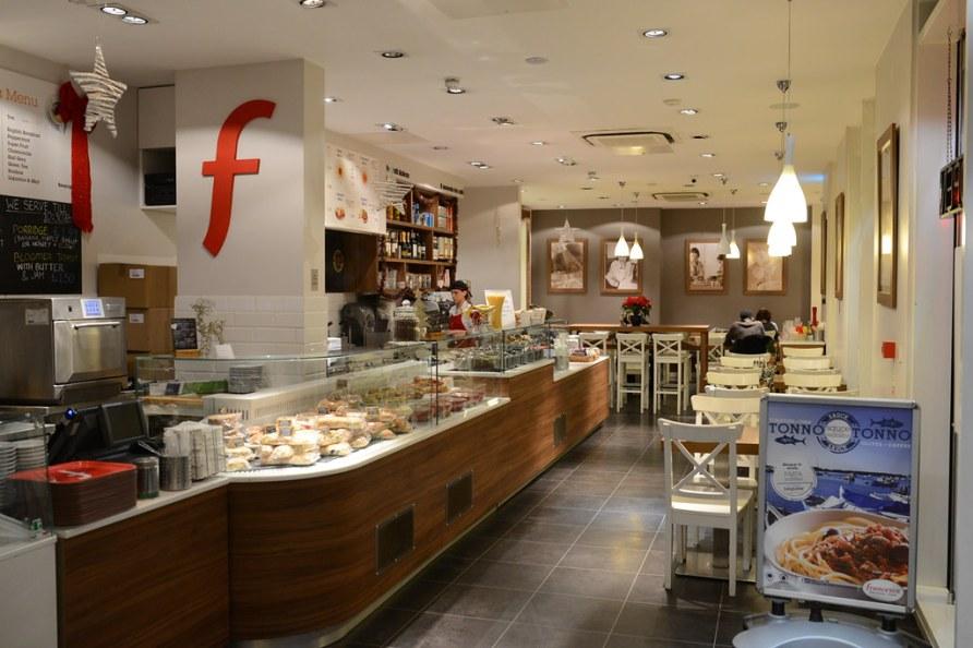 TastingBritain.co.uk - Francesca Baker Street, Marylebone, London