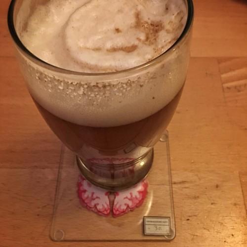 Parting. Meadowsweet. Sorrow. #beer #homebrew #gruit