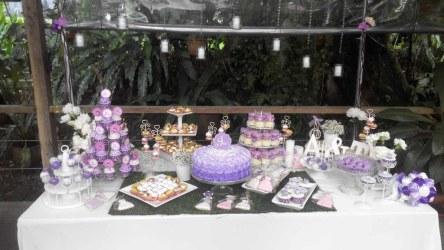 Purple Wedding Set