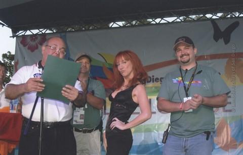 Main Stage at San Diego LGBTQ Pride Festival, 2008