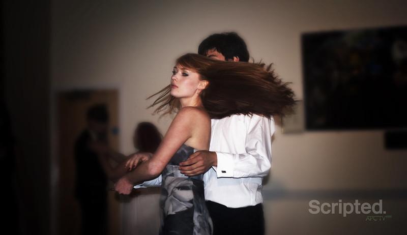 Kiryn on the Dancefloor
