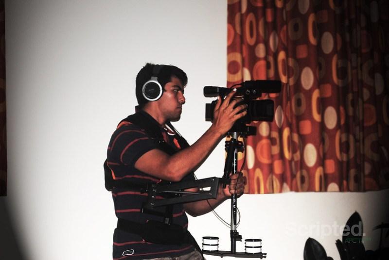 Dom on Camera