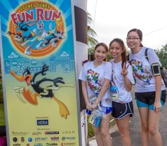 Looney Tunes Fun Run 2016