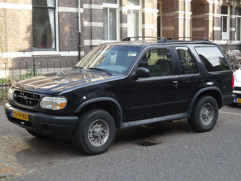 hight resolution of  1999 ford explorer sport by harry nl