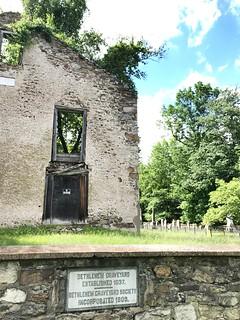 Bethlehem Graveyard, Hampton NJ