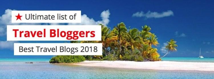 Top 10 Travel's Best Travel Blogs
