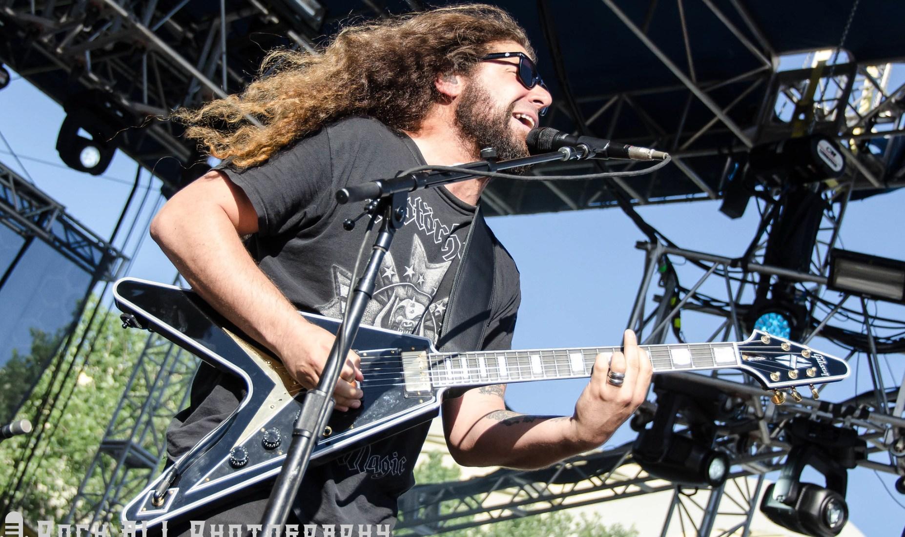COHEED AND CAMBRIA - Bunbury Music Festival 2018 - 6/2/18 - Cincinnati Ohio