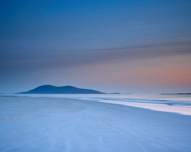 Looking towards Ceobaphal from Luskentyre, Isle of Harris