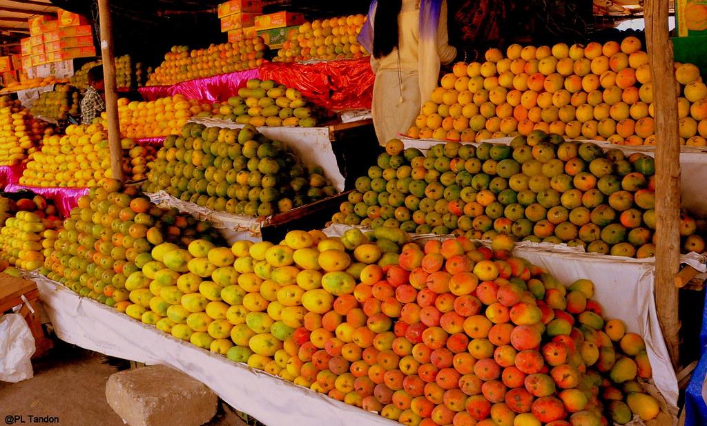 Mango stall 1
