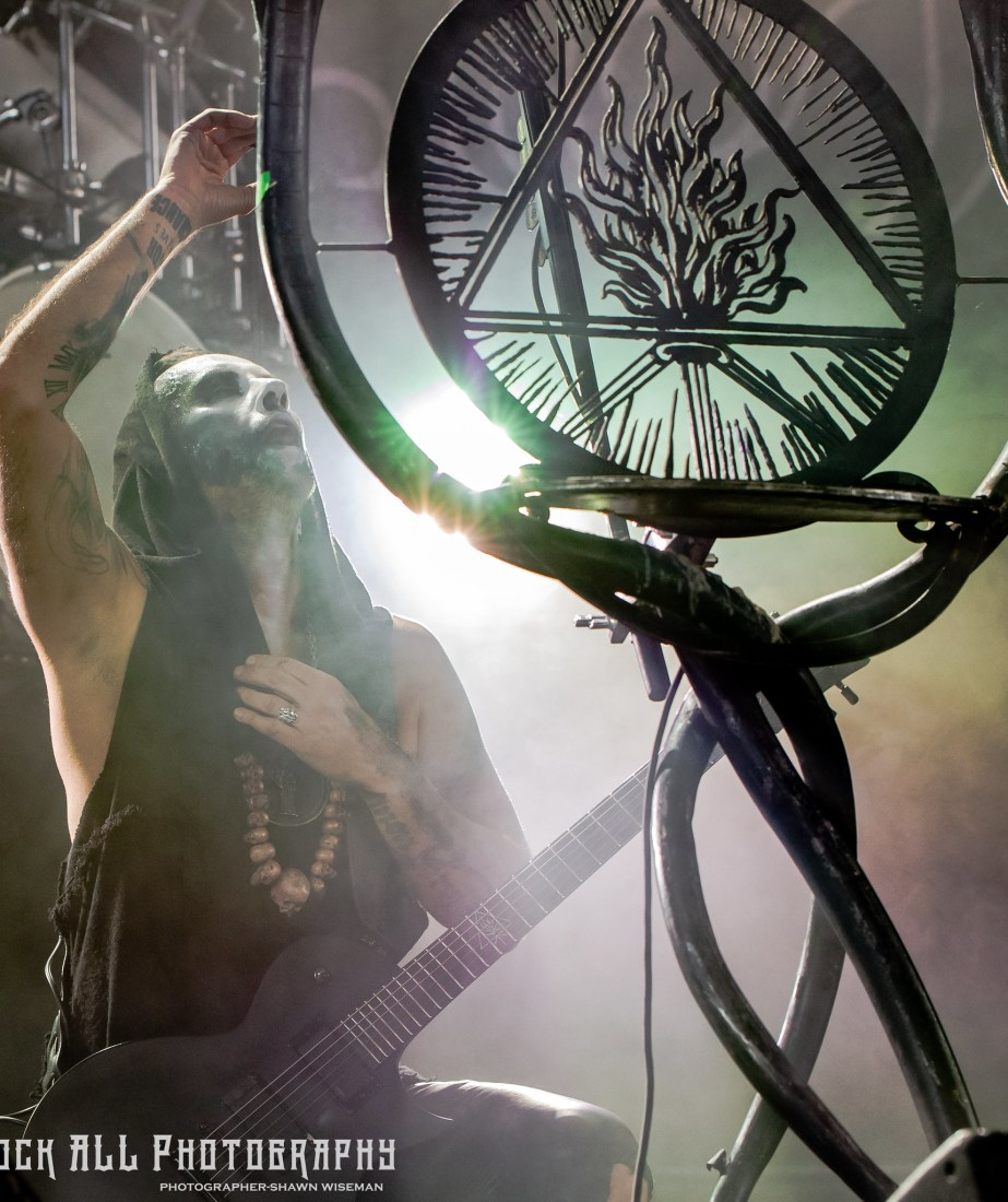 Behemoth - 6/6/18 - Riverbend Music Center Cincinnati