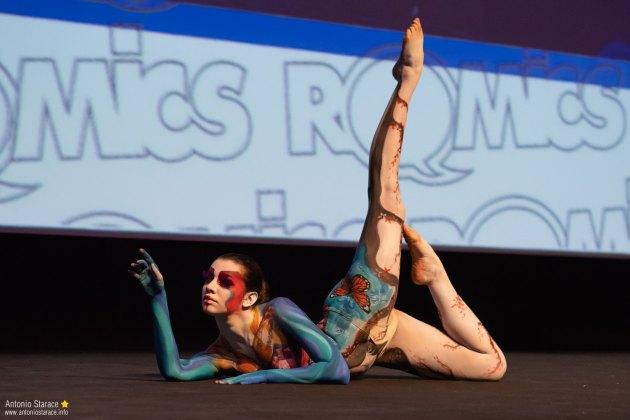 Romics2018_primavera_bodypaint_41