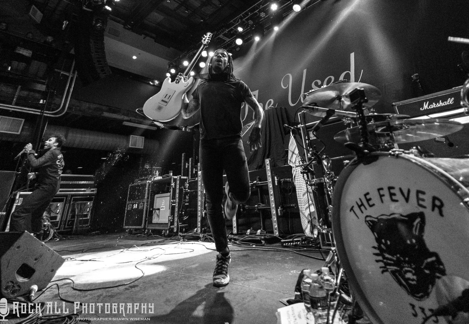 The Fever 333 - Louisville, KY - Mercury Ballroom - 5/22/18
