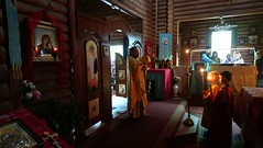 2018 06 24 Divine Service. ☦ Orthodox Church of the Kazan icon of the Mother of God. Kyiv, Ukraine