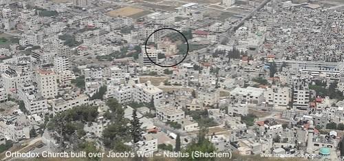 church in Nablus-Samaria