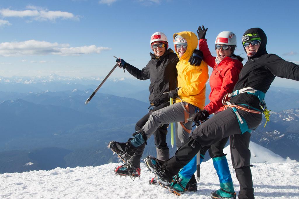 Mount Baker Summit