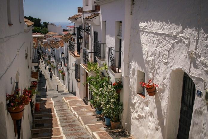 Mijas Pueblo | Matías Callone | Flickr