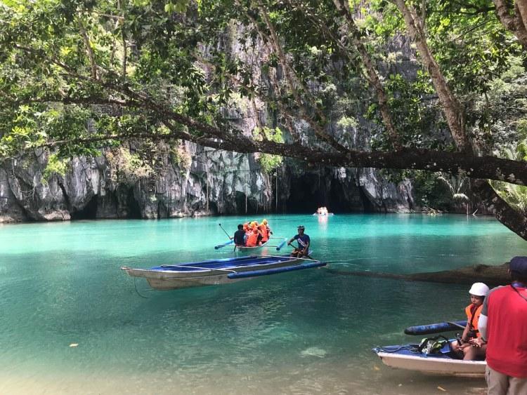 Puerto-Princesa Subterranean River, Philippines