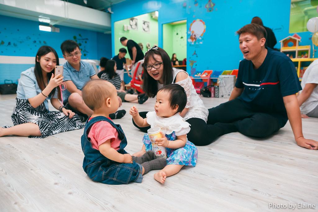 童心親子空間週歲寶寶生日派對 | Elaine Chen | Flickr