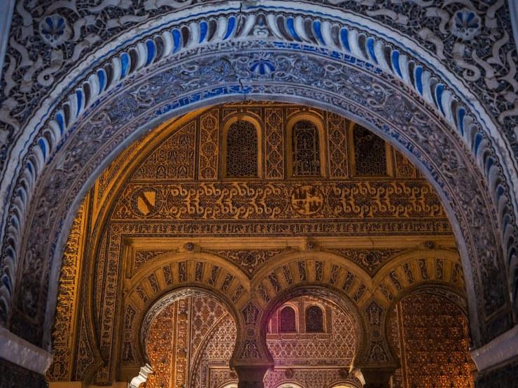 Visiting the Real Alcazar in Sevilla, Spain #spain #seville #sevilla #Andalusia