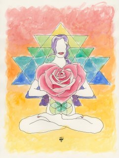 8 Yogic Petals