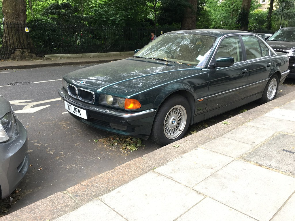 hight resolution of  bmw e38 740i by vagdave