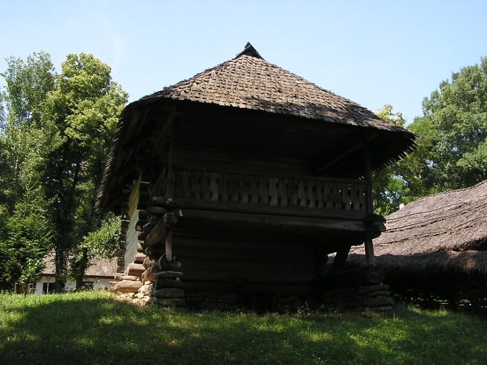 Museo Aldea Bucarest Rumania 10