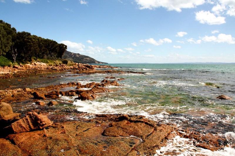 Road trip in Tasmania