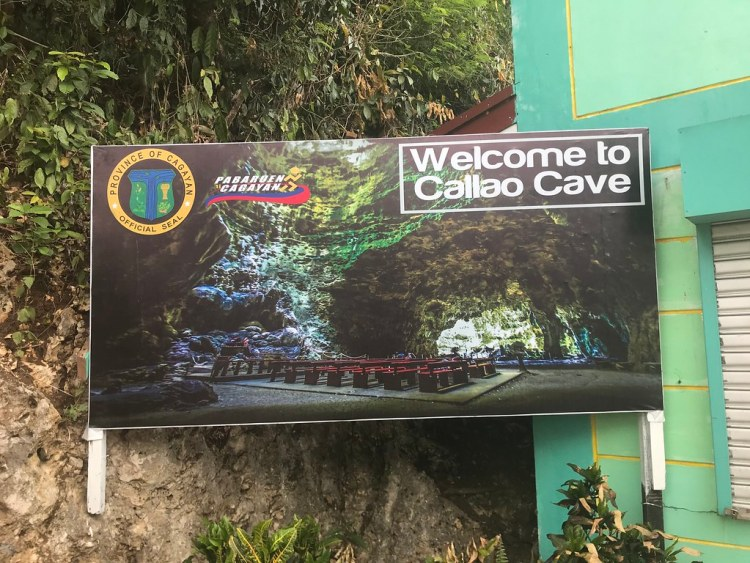 Callao Cave, Philippines