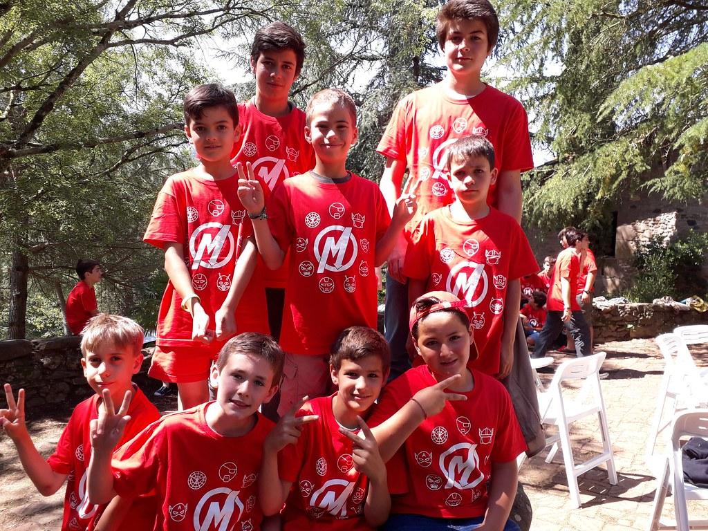 Campamento Rocacorba 2018