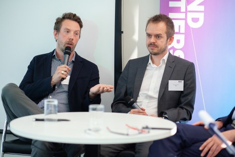 SES Ultra HD Conference 2018 - James Thomas, Product Manager, LG Electronics, Mike Somerset, TV Marketing Manager, Sony UK