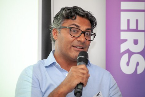 SES Ultra HD Conference 2018 - Manish Pandey, Producer and Writer