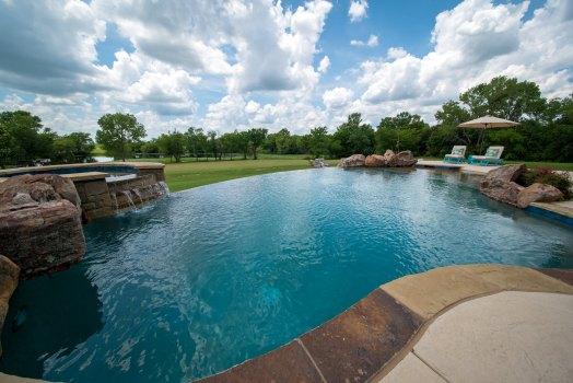 Allison Pools - Freeform Swimming Pool