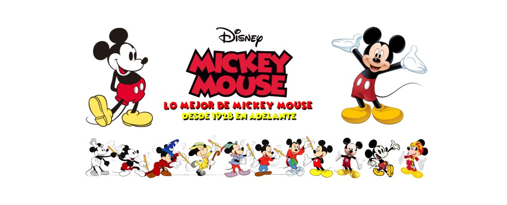 lo mejor de mickey mouse desde 1928 a