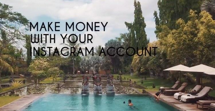 Make Money on Instagram as an Instagram Influencer