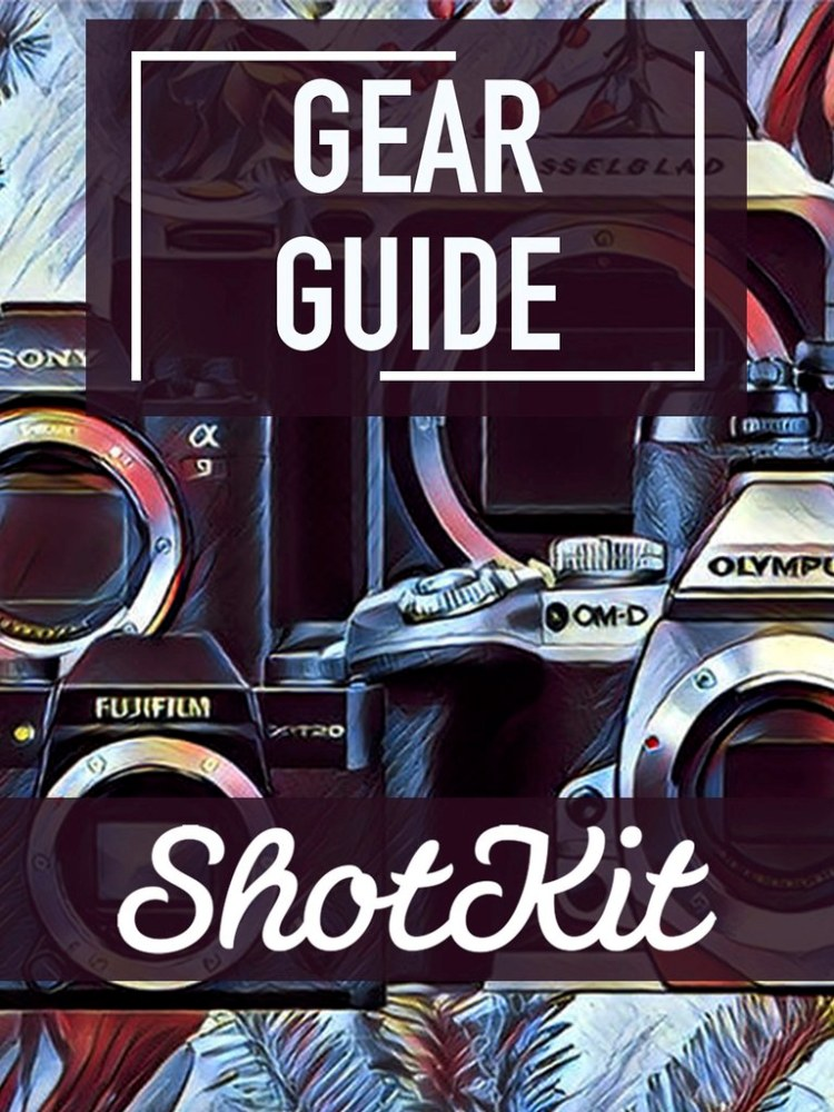 Shotkit 2018 Camera Gear Guide