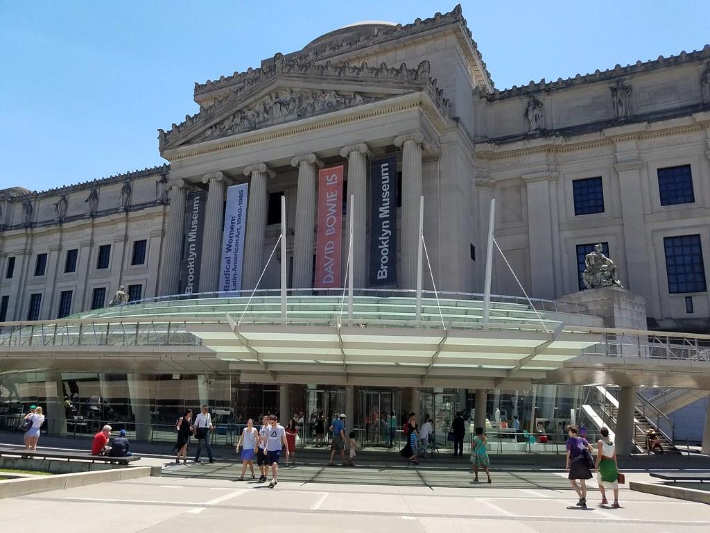 Brooklyn Museum - 200 Eastern Pkwy, Brooklyn, NY | Visiting … | Flickr