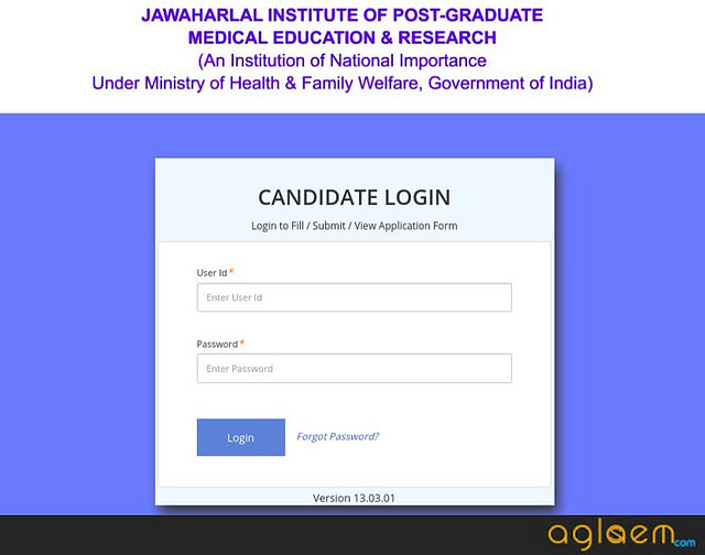 JIPMER 2019 Admit Card   Download Here!