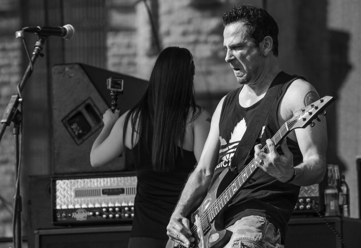 Life of Agony - Inkcarceration Festival Day 1 - Mansfield, OH - 7/13/18