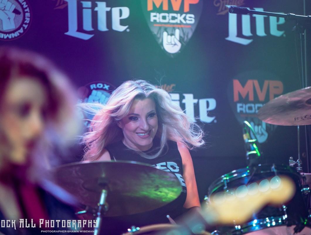 Paradise Kitty with Shani Kimelman- Cincinnati, Ohio - 8/1/18