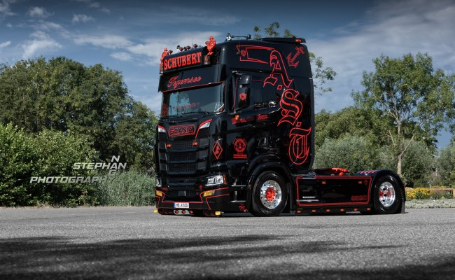 Scania S520 Andreas Schubert Stephan M Flickr