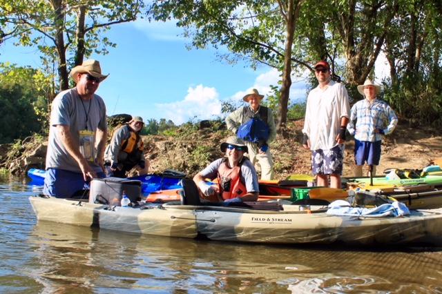 LCU on the Savannah River