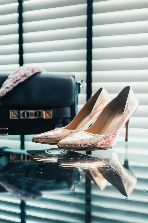 Heatwave Shoes Classic Heels-7