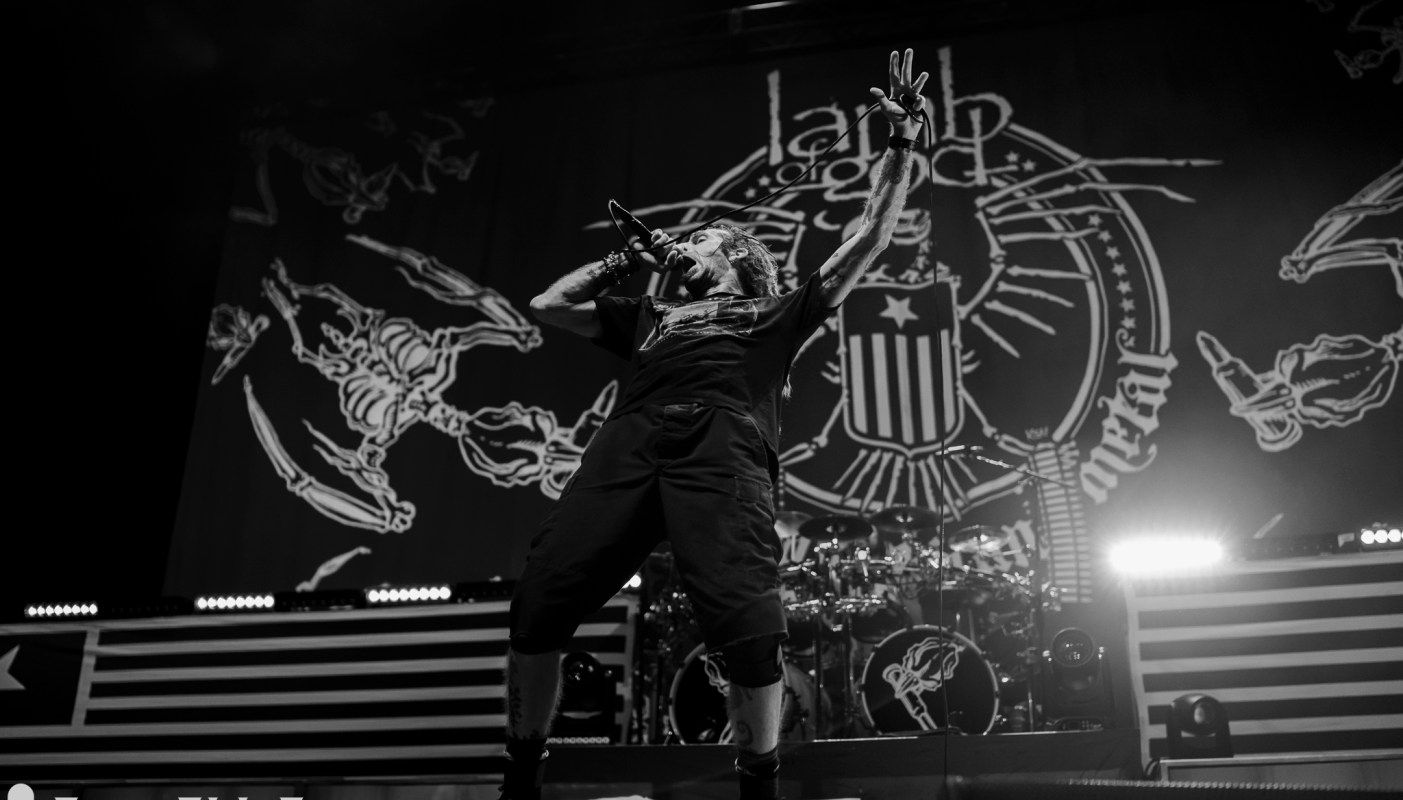 Lamb of God - San Antonio, TX - Aug 15 2018